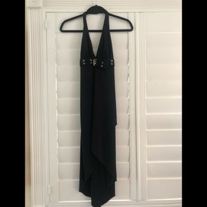 Sexy halter dress from Rampage